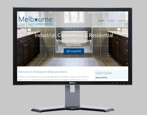 melbourne waterproofers