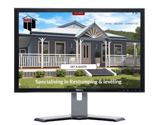 restumping services brisbane- Websites by web designer Angie from Fast Cheap Websites