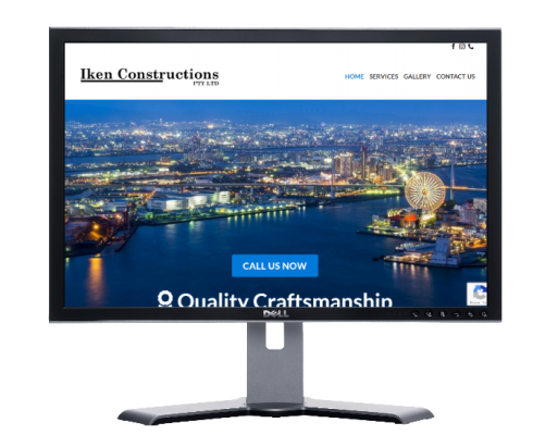 construction company sydney-web designer gold coast by Fast Cheap Websites