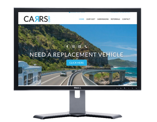 car hire replacement sydney, cheap websites webdesigner