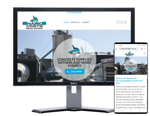 concrete supplies by Fast Cheap Websites