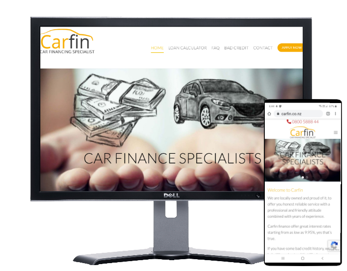 car finance by Fast Cheap Websites