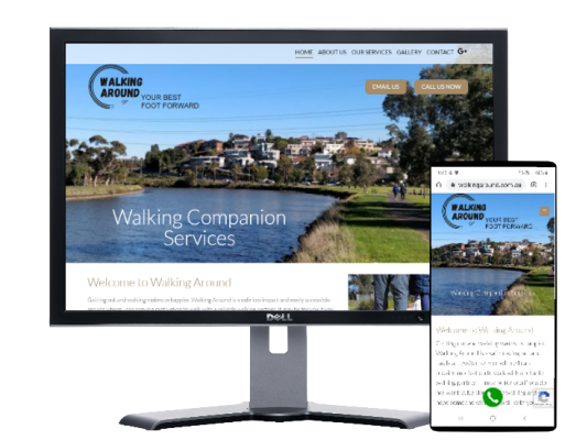 walking around, companion services by Fast Cheap Websites