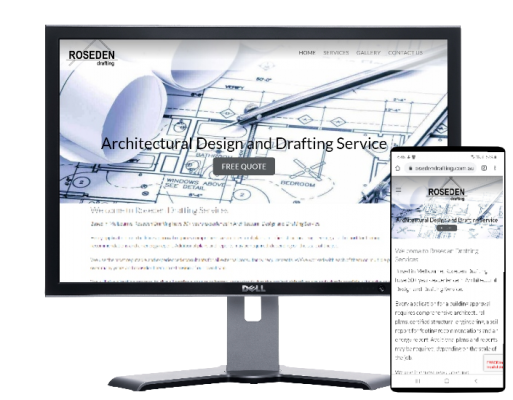 roseden drafting by Fast Cheap Websites