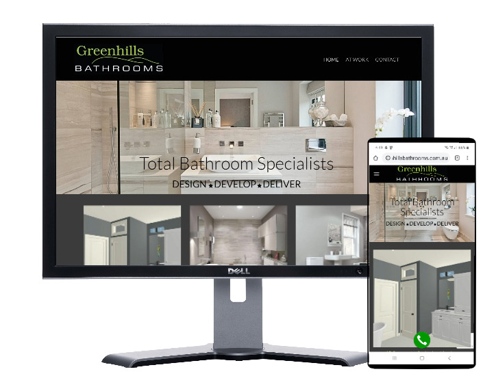 greenhill bathrooms-bathroom renovations by Fast Cheap Websites