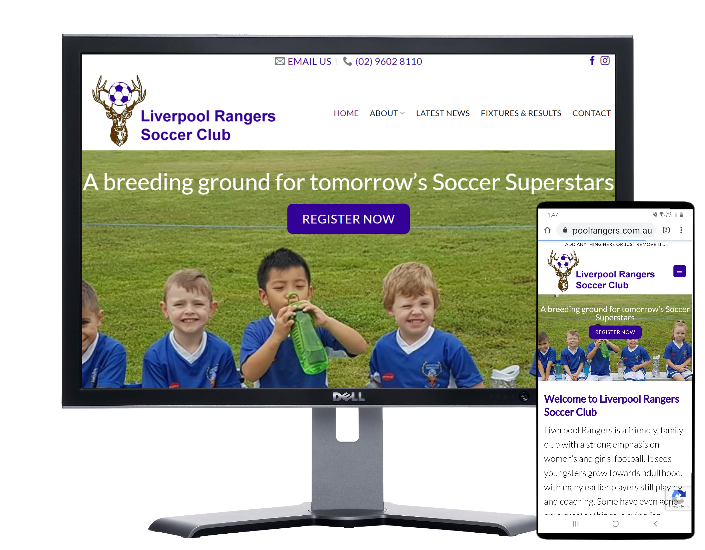 Liverpool Ranges Soccer Club