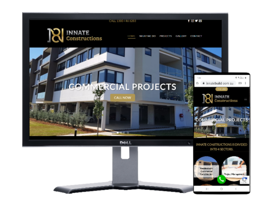 Innate Builders by Fast Cheap Websites