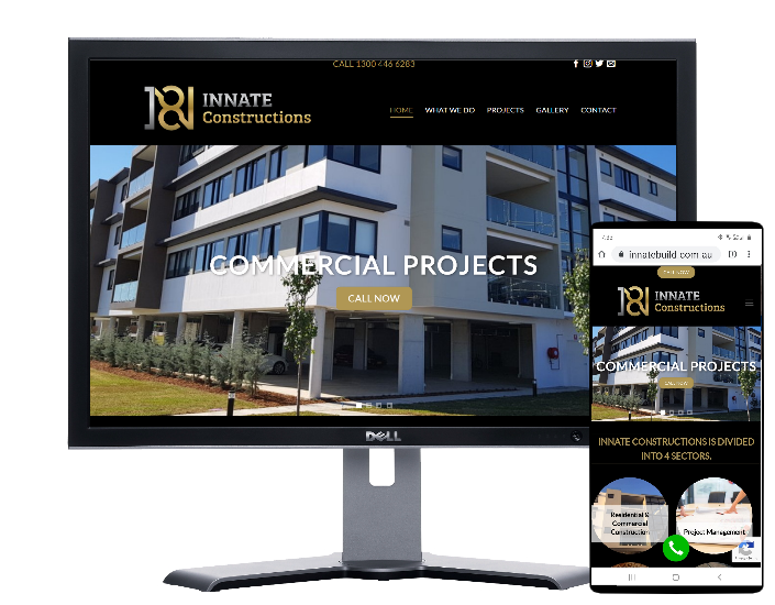 Innate Builders by Fast Cheap Websites