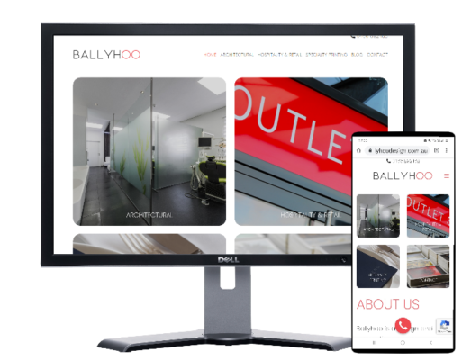 Ballyoo Design -Printing and Visual Display services Sydney
