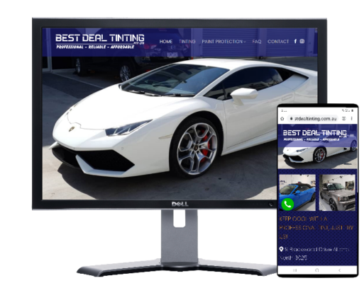 Best Deal Tinting Melbourne-by Fast Cheap Websites
